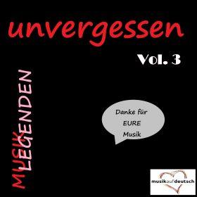 Unvergessen – Cover 3